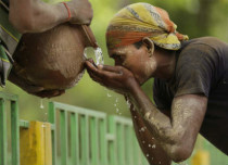 Heatwave in Northwest India to subside as rains to make appearance