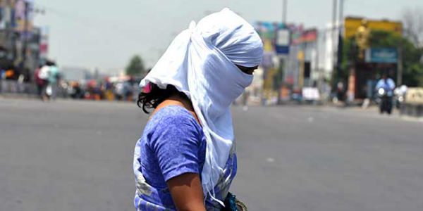 Hot and humid weather continues to grip Hyderabad