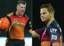 IPL 2017, RPS vs SRH: Humid Pune to witness Smith Warner clash
