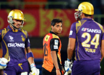 IPL 2017: Rain struck Hyderabad to host SRH KKR clash