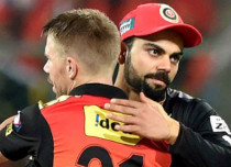 IPL 2017, RCB vs SRH: It's Kohli vs Warner in cloudy Bengaluru