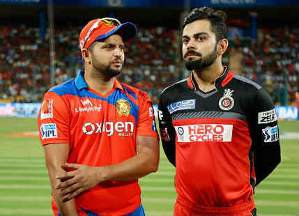 IPL 2017, RCB vs GL: Cloudy with a chance of rain in Bengaluru