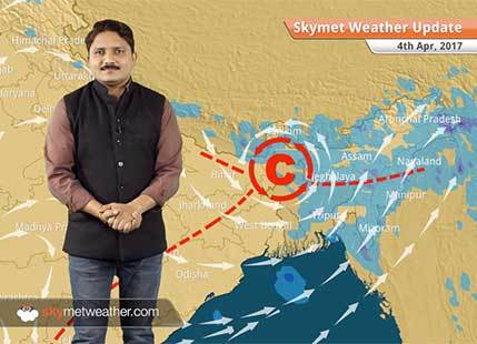 Weather Forecast for April 4: Rain in Delhi, Punjab; Heatwave to persist in Central India