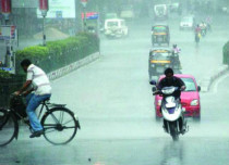 Pre-Monsoon rains to visit Ranchi, Patna, Gaya