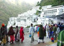 Vaishno Dham Rain