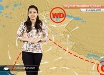 Weather Forecast for April 21: Thunderstorm in Punjab, Haryana, UP; Rain in Bangalore, Kolkata