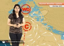 Weather Forecast for April 23: Rain in Bangalore, Kolkata; heatwave in MP, Vidarbha