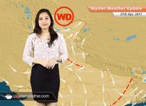 Weather Forecast for April 27: Rain, thunderstorm in Delhi, Punjab, Rajasthan, UP, Bengaluru