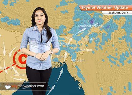 Weather Forecast for April 28: Rain, Dust storm in Delhi, Punjab, Haryana, Rajasthan, Bengaluru, West Bengal, Kolkata