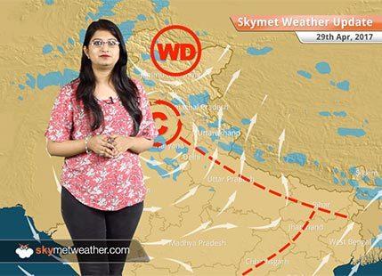 Weather Forecast for April 29: Rain in Bengaluru, Kolkata; thunderstorm, dust storm in Delhi, Rajasthan, Punjab