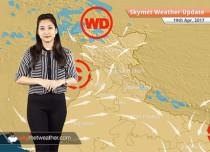 Weather Forecast for April 19: Heatwave in Delhi, Chennai; Rain in Bangalore