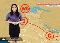 Weather Forecast for April 20: Heatwave in Delhi, Rajasthan, Maharashtra; Rain in Bihar, West Bengal