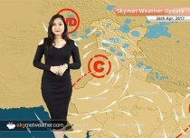 Weather Forecast for April 26: Dust storm in Delhi, Haryana, Rajasthan; Rain in Kerala, TN