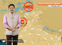 Weather Forecast for April 19: Heatwave in North India, Light rain in East India