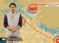Weather Forecast for April 22: Jammu and Kashmir to witness rain, heatwave over northwest plains