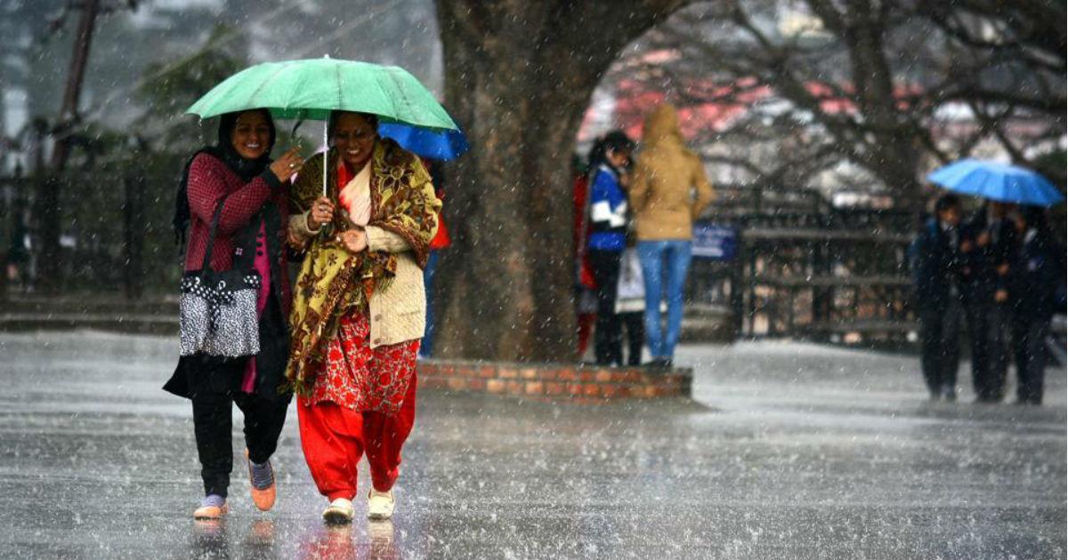 Rain In Punjab Haryana Delhi Heatwave To Abate