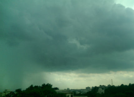 Rainy days ahead for Bengaluru, good showers soon