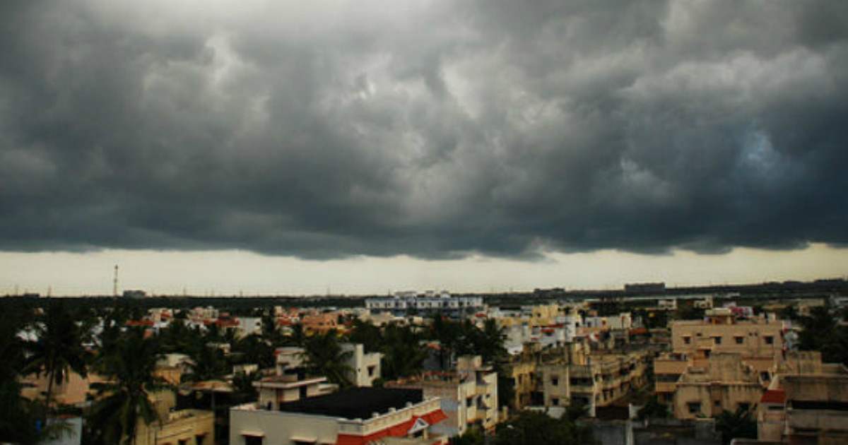 Chennai weather to take a U turn, rains likely | Skymet Weather Services