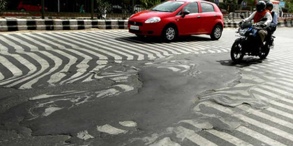 Heatwave in Delhi at 45 degrees, relief expected soon