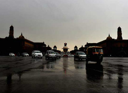 Rains, hailstorm make Delhi pleasant; more showers likely
