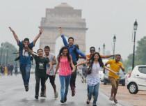Delhi Rain Zeenews 429