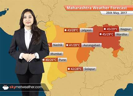 Maharashtra Weather Forecast for May 25: Hot weather in Nagpur, Mumbai, Pune; No relief likely