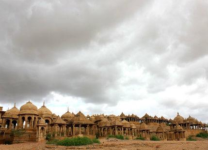 Jaisalmer receives 34 mm rain; dust storm, thunderstorm ahead