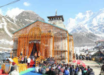Kedarnath-weather, badrinath weather_Hillmail 429