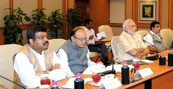 Modi meeting on farmers income