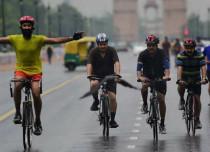delhi-rain and dust storm