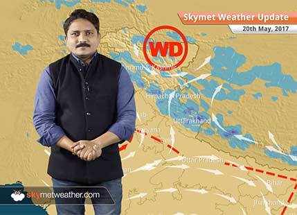 Weather Forecast for May 20: Rain in Delhi, Haryana, Heatwave in Central India
