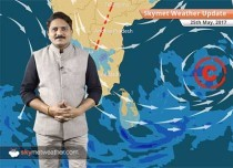 Weather Forecast for May 25: Rain in Himachal, Uttarakhand, Hot weather in Delhi, Haryana