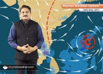Weather Forecast for May 26: Dust storm, rain in north Punjab and foothills of UP; Rain in Bihar, Jharkhand