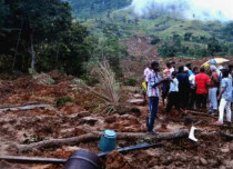 28 die, dozens missing as deadly landslides, floods affect Sri Lanka