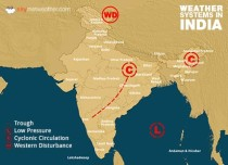 Weather Forecast for May 27 Across India
