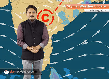 Weather Forecast for May 8: Light rain possible in Delhi, Punjab, Haryana, UP, east Bihar