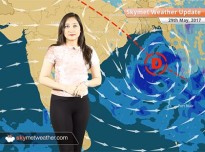 Weather Forecast for May 29: Cyclone likely in Bay; Rain in Mumbai, Goa