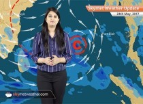 Weather Forecast for May 24: Rain in Bengaluru, Kerala; hot weather in Chennai, Delhi