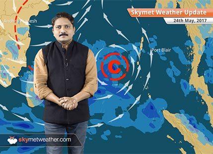 Weather Forecast for May 24: Heatwave in Madhya Pradesh, Vidarbha; rain in Bihar
