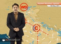 Weather Forecast for May 9: Heatwave in MP, Rajasthan, Rain in Delhi, Punjab, Haryana