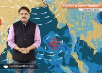 Weather Forecast for May 15: Southwest Monsoon 2017 arrives before time over Andaman and Nicobar
