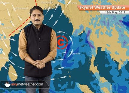 Weather Forecast for May 16: Monsoon to advance further, heatwave in North and Central India
