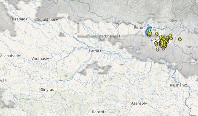 lightning and thunderstorm in bihar JPG