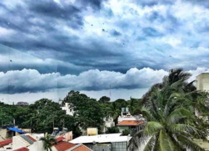 Bengaluru Rain