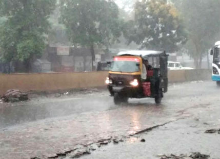 Bihar rain Patna rain Purnia Rain_LiveCities 429