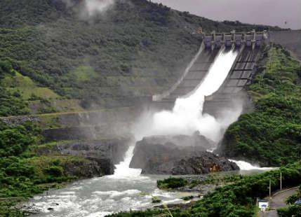Dam reservoirs