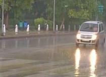 Delhi Rain and thundershower
