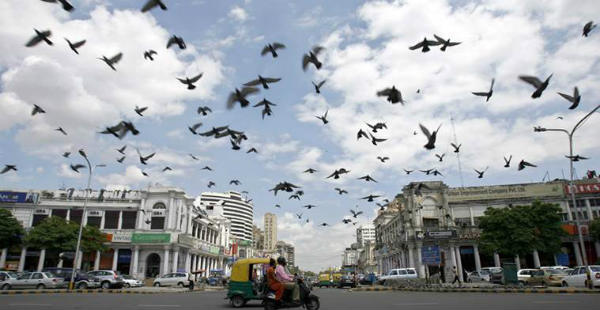 Delhi weather _The Indian Express