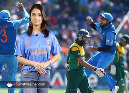 Champions Trophy 2017: Rain gods to spare do or die IND vs SA clash in London