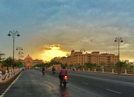 Jaipur and parts of Rajasthan to receive rains anytime now